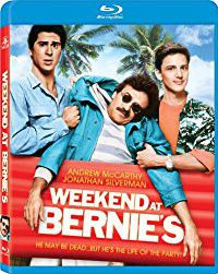 Weekend at Bernie's - (Region A Import Blu-ray Disc)