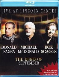 Dukes of September Live - (Region A Import Blu-ray Disc)