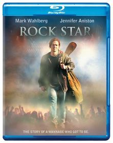 Rock Star - (Region A Import Blu-ray Disc)