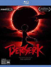 Berserk:Golden Age Arc III The Advent - (Region A Import Blu-ray Disc)