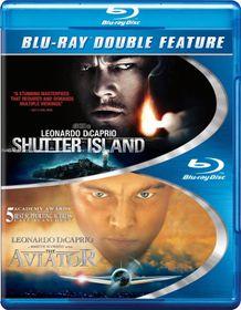 Shutter Island/Aviator - (Region A Import Blu-ray Disc)