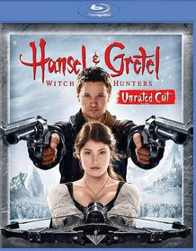 Hansel & Gretel:Witch Hunters - (Region A Import Blu-ray Disc)