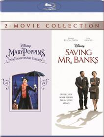 Saving Mr Banks / Mary Poppins Box Set (Blu-ray)