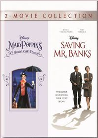 Saving Mr Banks / Mary Poppins Box Set (DVD)