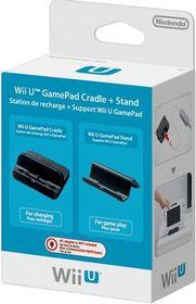 Wii U GamePad Cradle + Stand (Wii U)