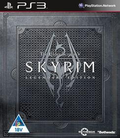 The Elder Scrolls V: Skyrim Legendary Edition (PS3)