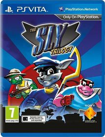 Sly Trilogy (PS Vita)