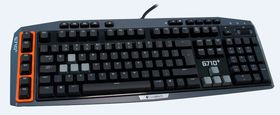 Logitech G710+ Mechanical Gaming Keyboard (PC)