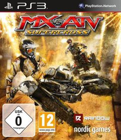MX vs. ATV Supercross (PS3)