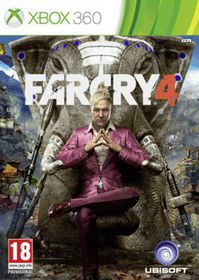 Far Cry 4 Xbox 360 Buy Online In South Africa Takealot Com