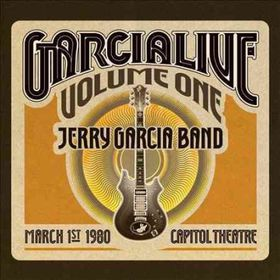 Garcialive Vol 1 Capitol Theater - (Import CD)