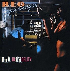 Hi Infidelity - (Import CD)
