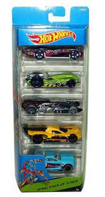 Hot Wheels 5 Car Gift Pack - Assorted Cars