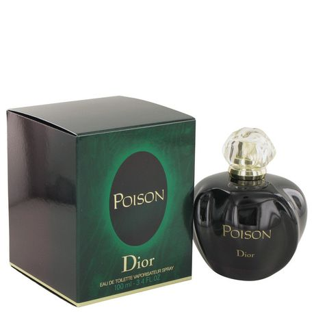 95a0d50ca80c Christian Dior Poison - Eau De Toilette - 100ml for Her (Parallel Import)