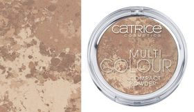 Catrice Multi Colour Compact Powder - 010 Rose Beige