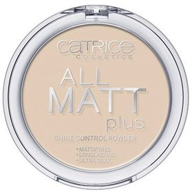 Catrice All Matt Plus Shine Control Powder - 030 Warm Beige