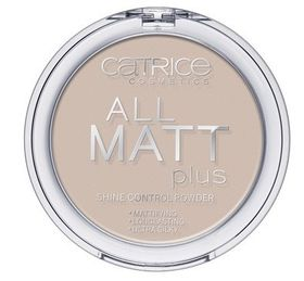 Catrice All Matt Plus Shine Control Powder - 015 Natural Beige