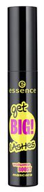 Essence Get BIG! Lashes Volume Boost Mascara - 01 Black