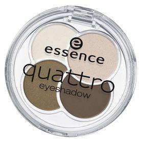 Essence Quattro Eye Shadow - 05 Various Brown