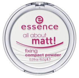 Essence All About Matt! Fixing Compact Powder - White