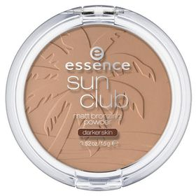 Essence Sun Club Large Bronzing Powder - 02 Bronzing Brown