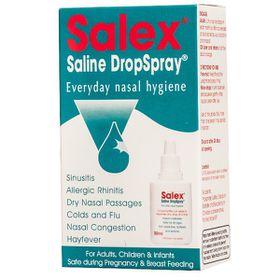 Salex Saline DropSpray - 30ml