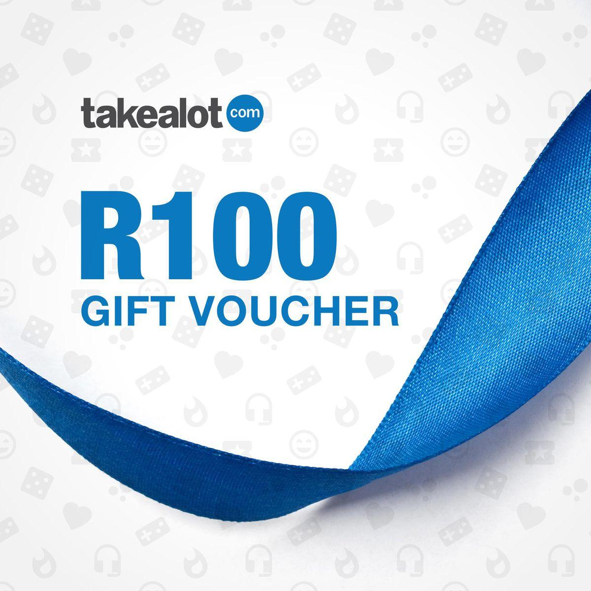 takealot gift voucher