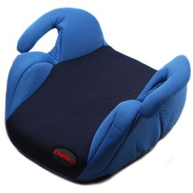 Chelino - Booster Cushion - Navy/Blue
