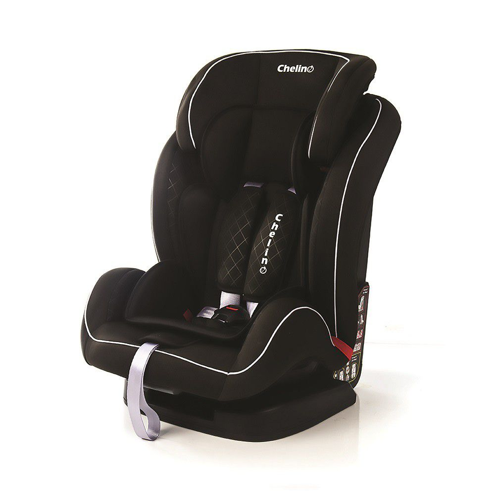 Chelino - Racer Group 1-2 & 3 Car Seat - Black | Buy Online in South