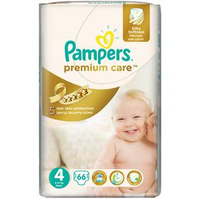 Pampers - Premium Care 66 Nappies