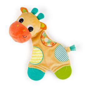 Bright Starts - Snuggle & Teethe - Giraffe