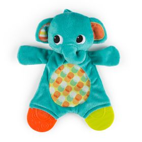 Bright Starts - Snuggle & Teethe - Elephant