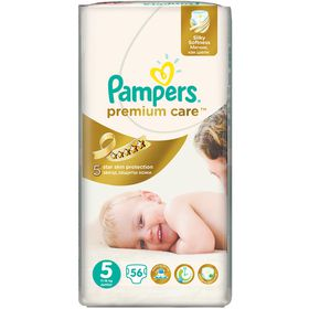 Pampers - Premium Care 56 Nappies