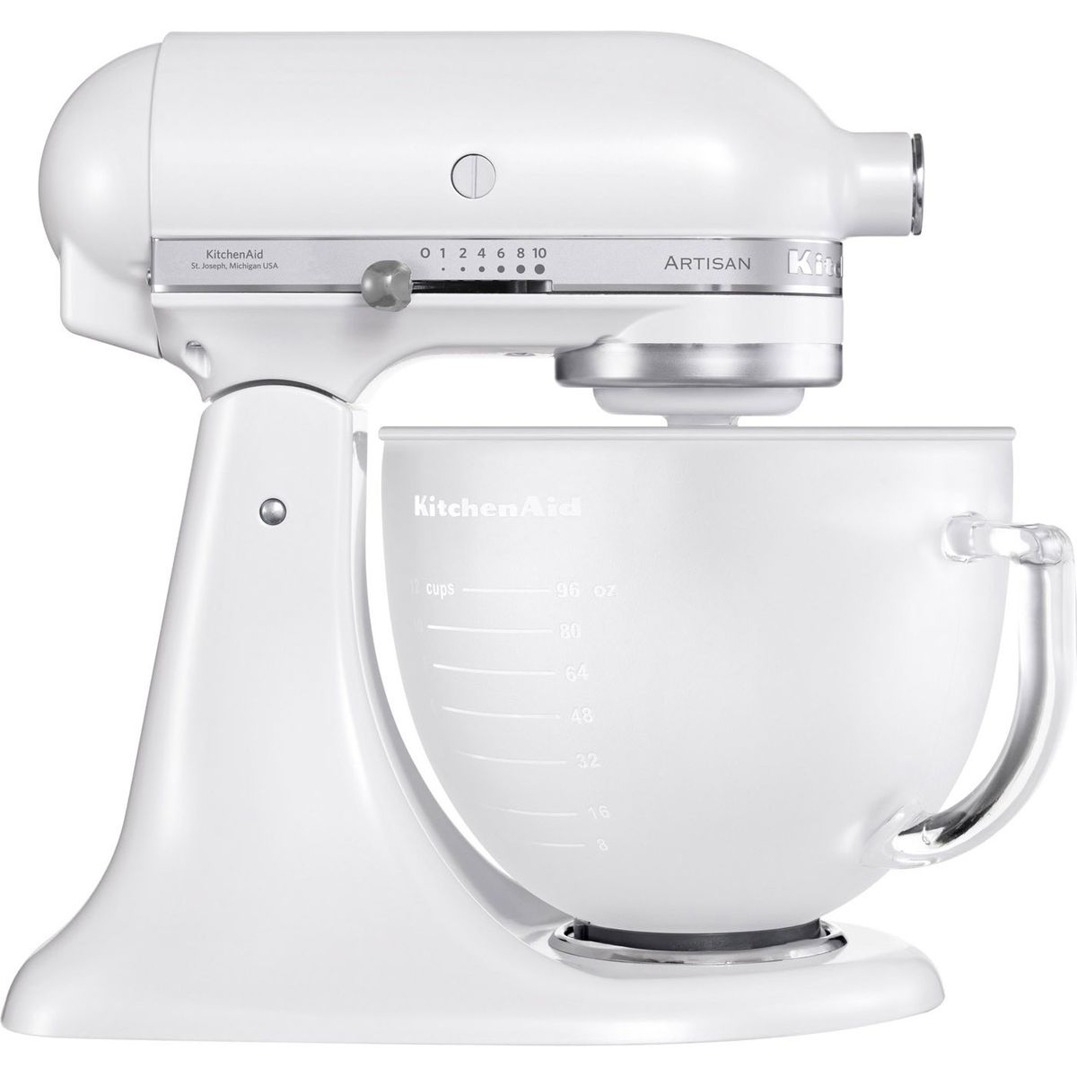Kitchenaid Stand Mixer Frosted Pearl