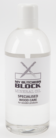 My Butcher's Block - Clear Mineral Oil - 300ml