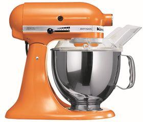 KitchenAid - Stand Mixer - Tangerine