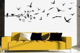 Fantastick - Fly Away Birds 2013 Vinyl Stickers