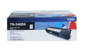 Brother TN-348BK Black Laser Toner Cartridge