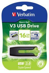 Verbatim Store 'n Go V3 16GB USB3.0 - Eucalyptus Green