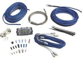 Kicker - K-Series 8AWG Amp Kit W/2CH Interconnects