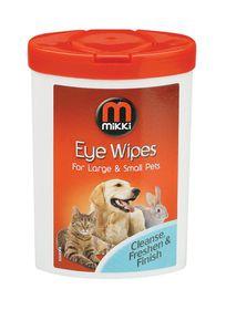 Mikki - Eye Wipes - 17 Wipes