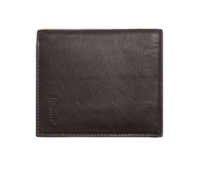 Busby Pygmy Billfold Wallet For Him - Black