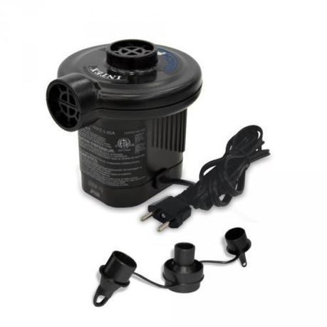 Intex 220 240 Volt Quick Fill Electric Pump Black Online In South Africa Takealot