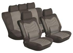 Stingray - Grandeur 11 Piece Car Seat Cover Set - Anthracite