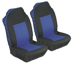 Stingray - Explorer Front Seat Cover Set - Blue