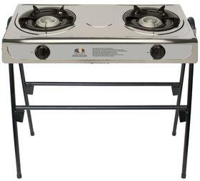 Alva 2-Plate Gas Cooker