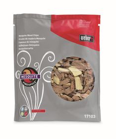 Weber - Mesquite Firespice Cooking Chips