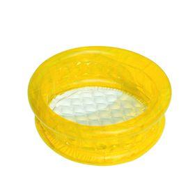 Bestway - 41 Litre Kiddie Pool - 64cm x 25cm - Yellow