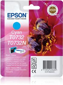Epson T0732 Cyan Ink Cartridge