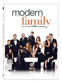 Modern Family Season 5 (DVD)